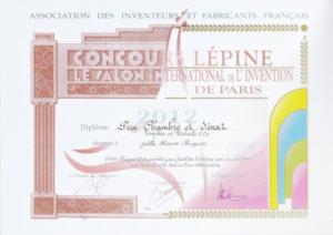 Concours Lépine